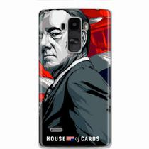 Capa para LG G4 Stylus House Of Cards Frank Underwood - Quero case