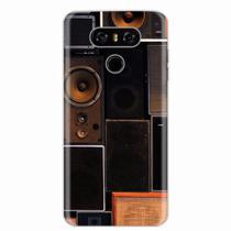 Capa para LG G6 Caixas de Som 01 - Quero case