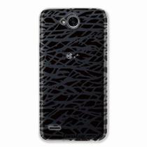 Capa para LG K10 Power Black Abstract - Quero case