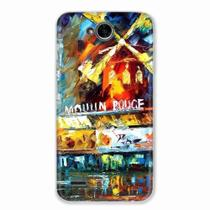 Capa para LG K10 Power Moulin Rouge - Quero case