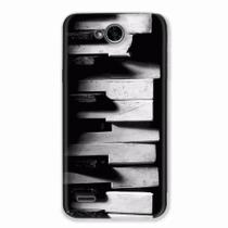 Capa para LG K10 Power Piano Art 03
