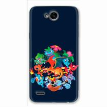 Capa para LG K10 Power Pokemon 01
