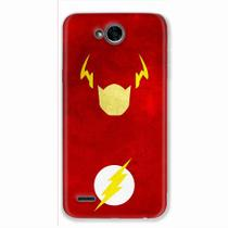 Capa para LG K10 Power The Flash 05 - Quero case
