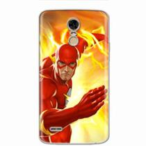 Capa para LG K10 Pro The Flash 01 - Quero case