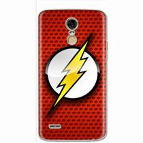 Capa para LG K10 Pro The Flash 04 - Quero case