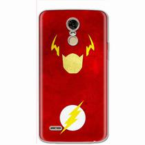 Capa para LG K10 Pro The Flash 05 - Quero case