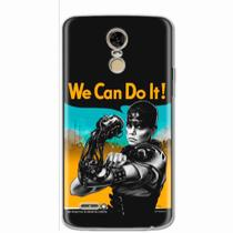 Capa para LG K10 Pro We Can Do It! 01