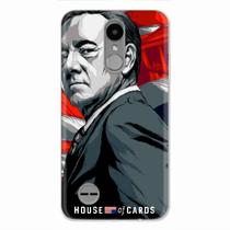 Capa para LG K4 2017 House Of Cards Frank Underwood - Quero case