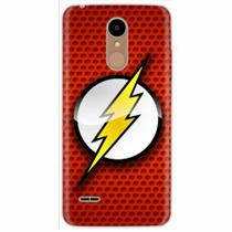 Capa para LG K8 2017 The Flash 04 - Quero case