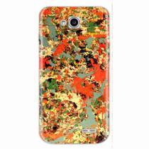 Capa para LG L70 Abstract Painting 02 - Quero case