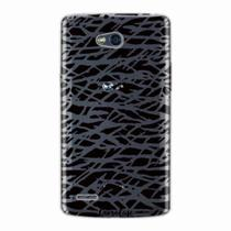 Capa para LG L80 Black Abstract - Quero case