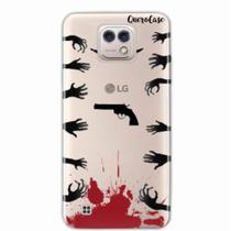 Capa para LG X Cam The Walking Dead TWD - Quero case