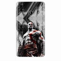 Capa para Lumia 535 God of War Kratos 02 - Quero case