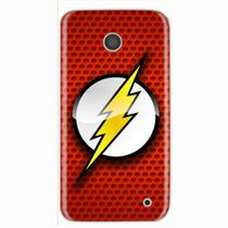 Capa para Lumia 630 The Flash 04 - Quero case