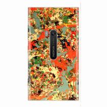 Capa para Lumia 920 Abstract Painting 02 - Quero case