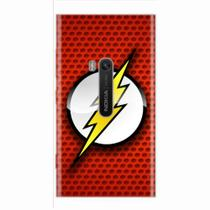 Capa para Lumia 920 The Flash 04 - Quero case