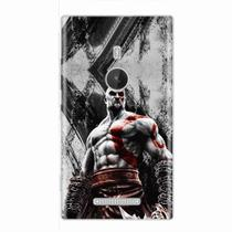 Capa para Lumia 925 God of War Kratos 02 - Quero case