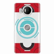 Capa para Lumia 950 XL Pokemon Go Pokedex - Quero case