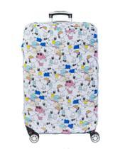 Capa para Mala de Viagem Snoopy - Rr Capas