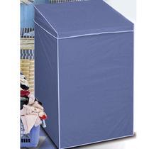 Capa para máquina 100% polietileno azul 12/13/15 - Oitonline