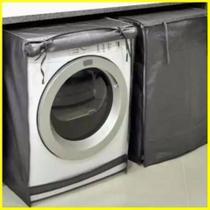 Capa para Maquina de Lavar e Lava Seca Frontal Impermeável - Kountryline
