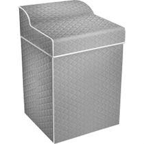 Capa para máquina de lavar matelassê m (750-m) - plast leo -