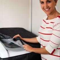 Capa Para Máquina de Lavar Roupas G - ISOPASSE -