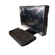 """Capa para monitor 23"""" 24"""" e teclado avulso - apparatos -"""