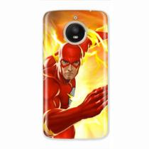 Capa para Moto E4 Plus The Flash 01 - Quero case