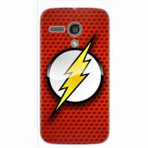 Capa para Moto G The Flash 04 - Quero case