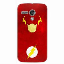 Capa para Moto G The Flash 05 - Quero case