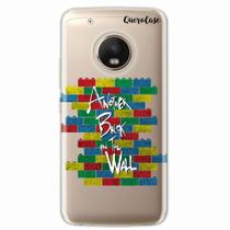 Capa para Moto G5 Plus Another Brick In The Wall - Quero case