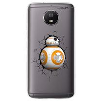 Capa para Moto G5S Plus - Mycase Star Wars BB8