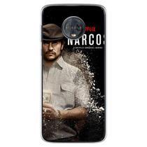 Capa para Moto G6 - Narcos  Gustavo Gaviria - Mycase