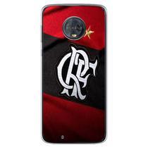 Capa para Moto G6 Play - Flamengo 4 - Mycase
