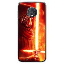 Capa para Moto G6 Play - Star Wars  Kylo Ren 4 - Mycase