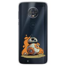Capa para Moto G6 Plus - Star Wars  BB8 - Mycase
