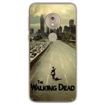 Capa para Moto G7 Power - The Walking Dead  Atlanta - Mycase
