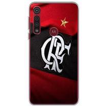 Capa para Moto G8 Play - Flamengo 4 - Mycase