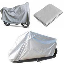 Capa Para Moto Portátil Impermeável Térmica Sol Chuva - Prado