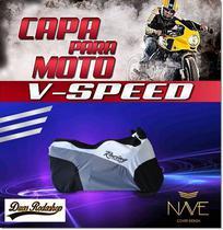 Capa para moto Speed cor branco - Nave