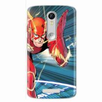 Capa para Moto X Force The Flash 03 - Quero case