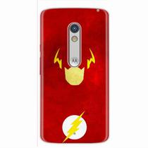Capa para Moto X Play The Flash 05 - Quero case