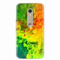 Capa para Moto X Style Abstract Painting 01 - Quero case