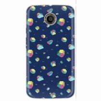 Capa para Moto X2 Colorful Diamonds - Quero case