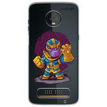 Capa para Moto Z3 Play - Avengers  Thanos - Mycase