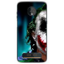 Capa para Moto Z3 Play - Batman  Joker - Mycase