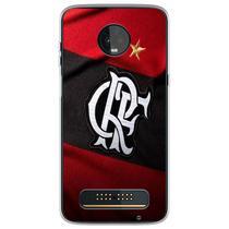 Capa para Moto Z3 Play - Flamengo 4 - Mycase