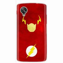 Capa para Nexus 5 The Flash 05 - Quero case