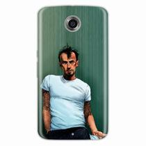 Capa para Nexus 6 T-Bag Prison Break - Quero case